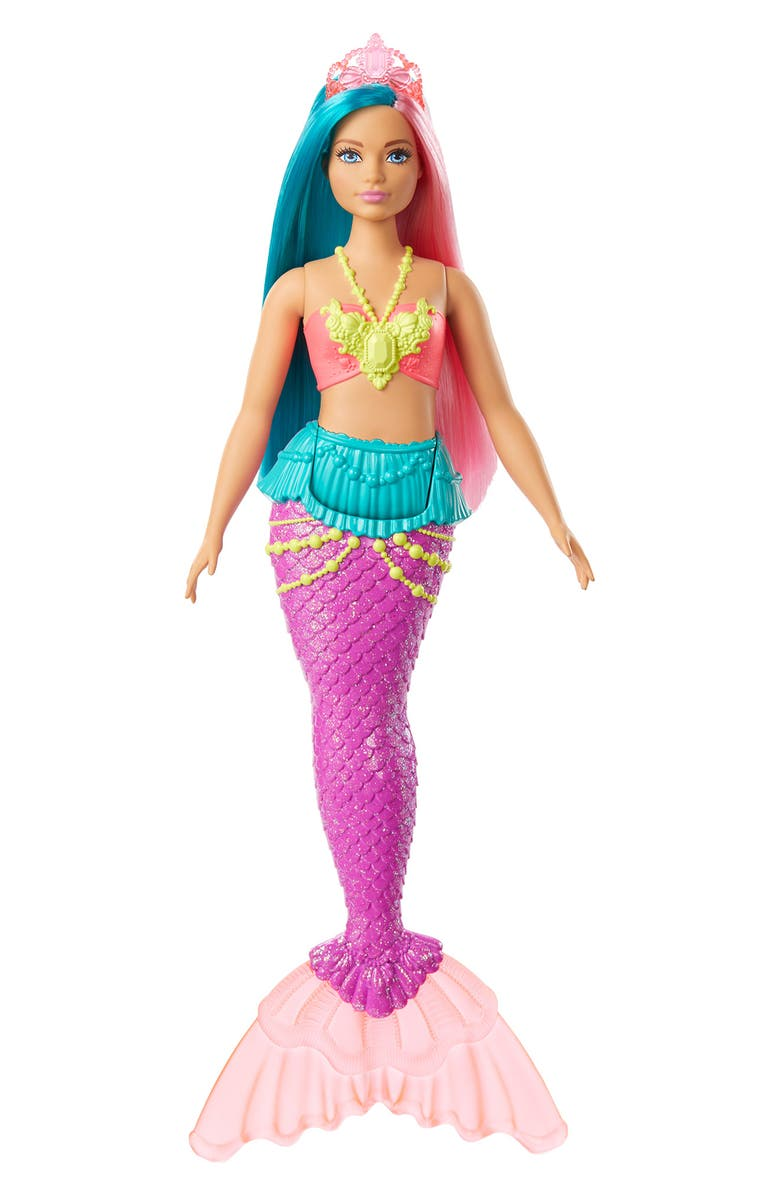 MATTEL Barbie Dreamtopia Mermaid Doll, Main, color, MULTI