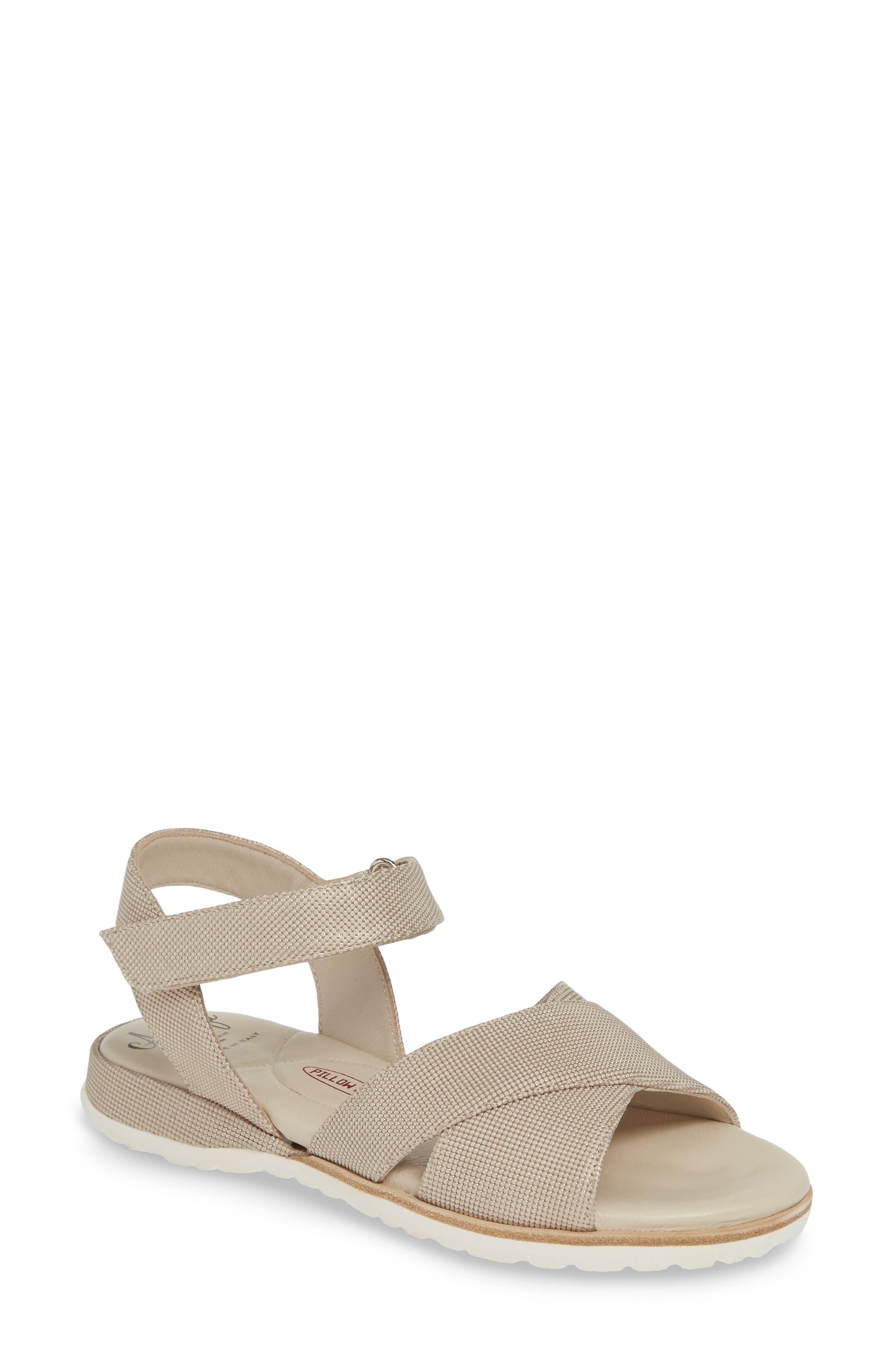 Bice Quarter Strap Sandal