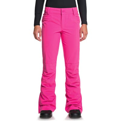 Roxy Creek Snow Pants, Pink