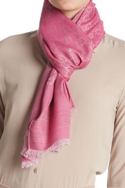 好看又好搭,古驰羊毛/真丝围巾低至$100+