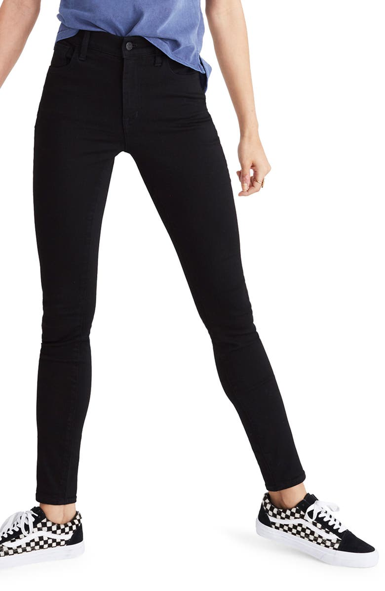 MADEWELL Roadtripper Skinny Jeans, Main, color, BENNET WASH