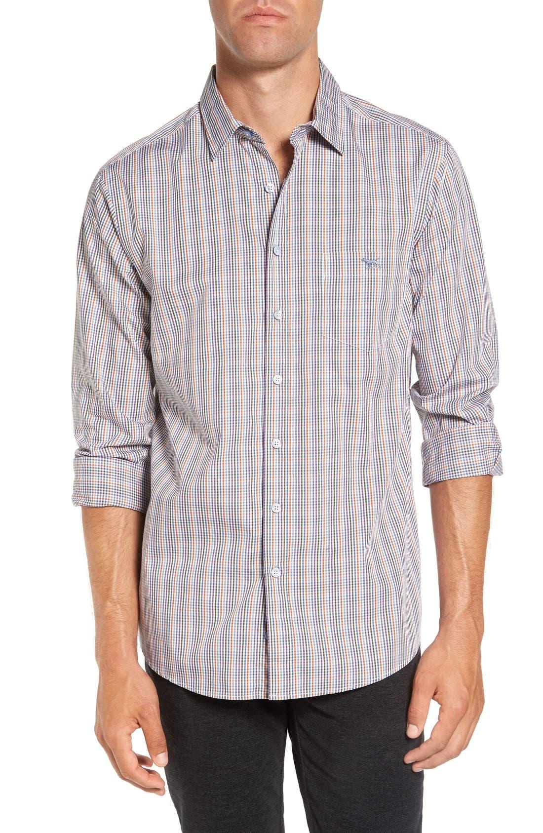 Image of RODD AND GUNN Springhill Lane Long Sleeve Original Fit Shirt