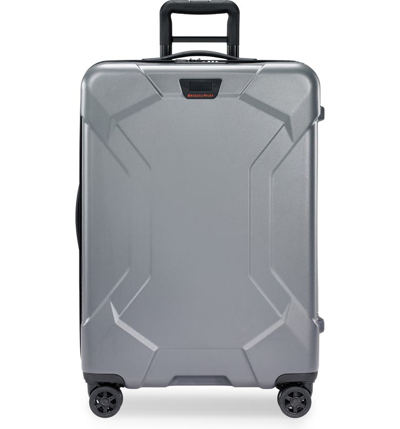 BRIGGS & RILEY Torq 28-Inch Medium Wheeled Packing Case, Main, color, GRANITE