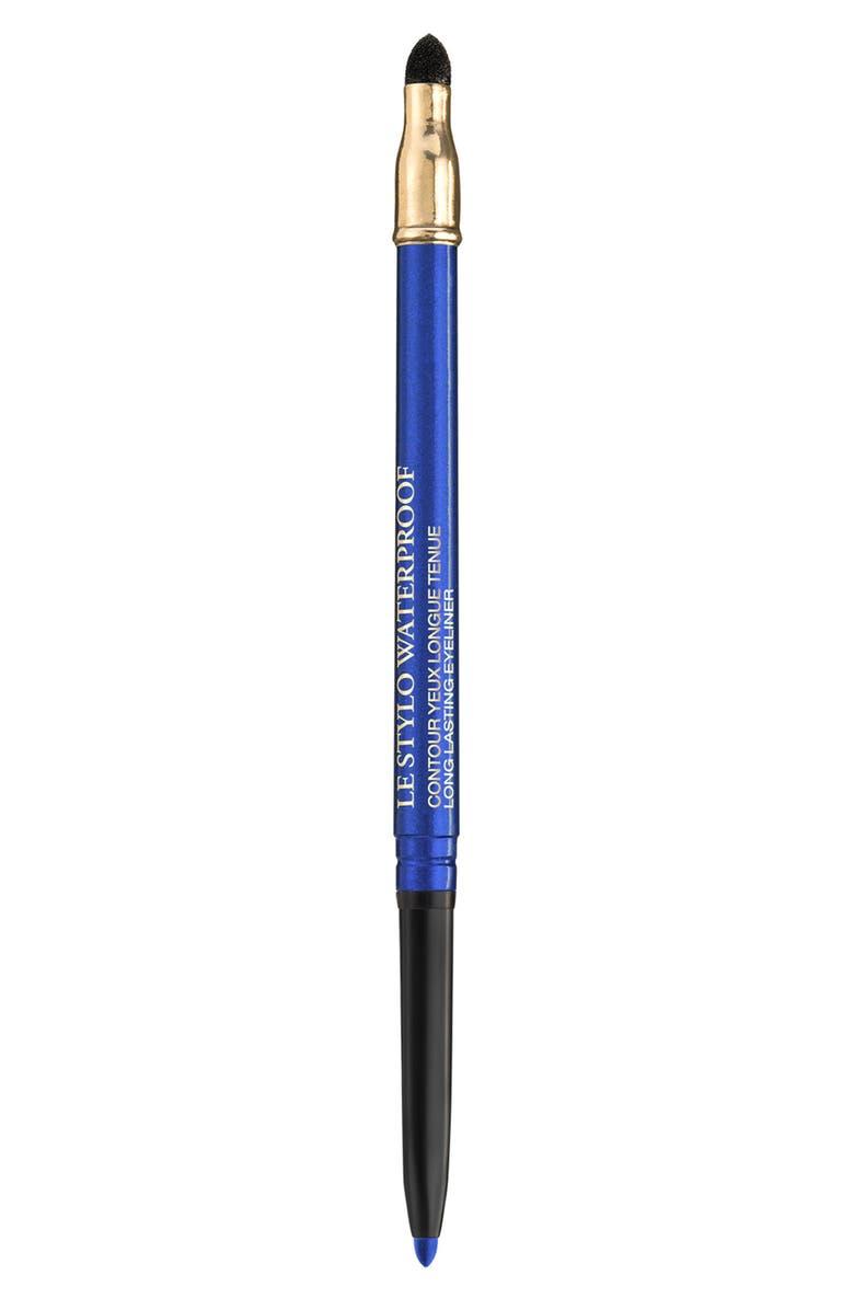 LANCÔME Le Stylo Waterproof Long Lasting Eyeliner, Main, color, SAPPHIRE