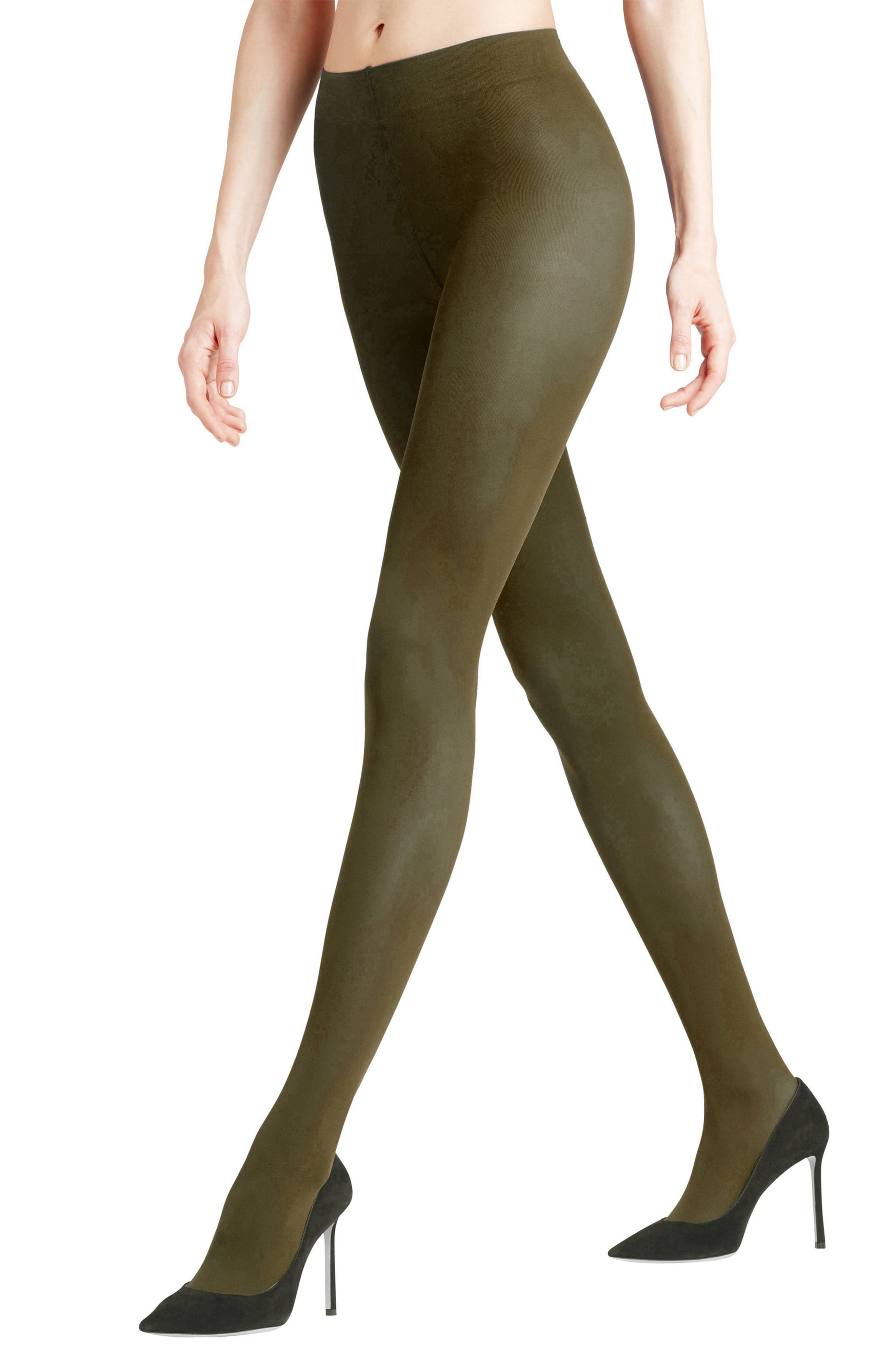 These versatile tights in a flattering matte finish are made with flat seams and a wide waistband for long-lasting comfort. Style Name: Falke Pure Matte 50 Opaque Tights. Style Number: 5210247. Available in stores.