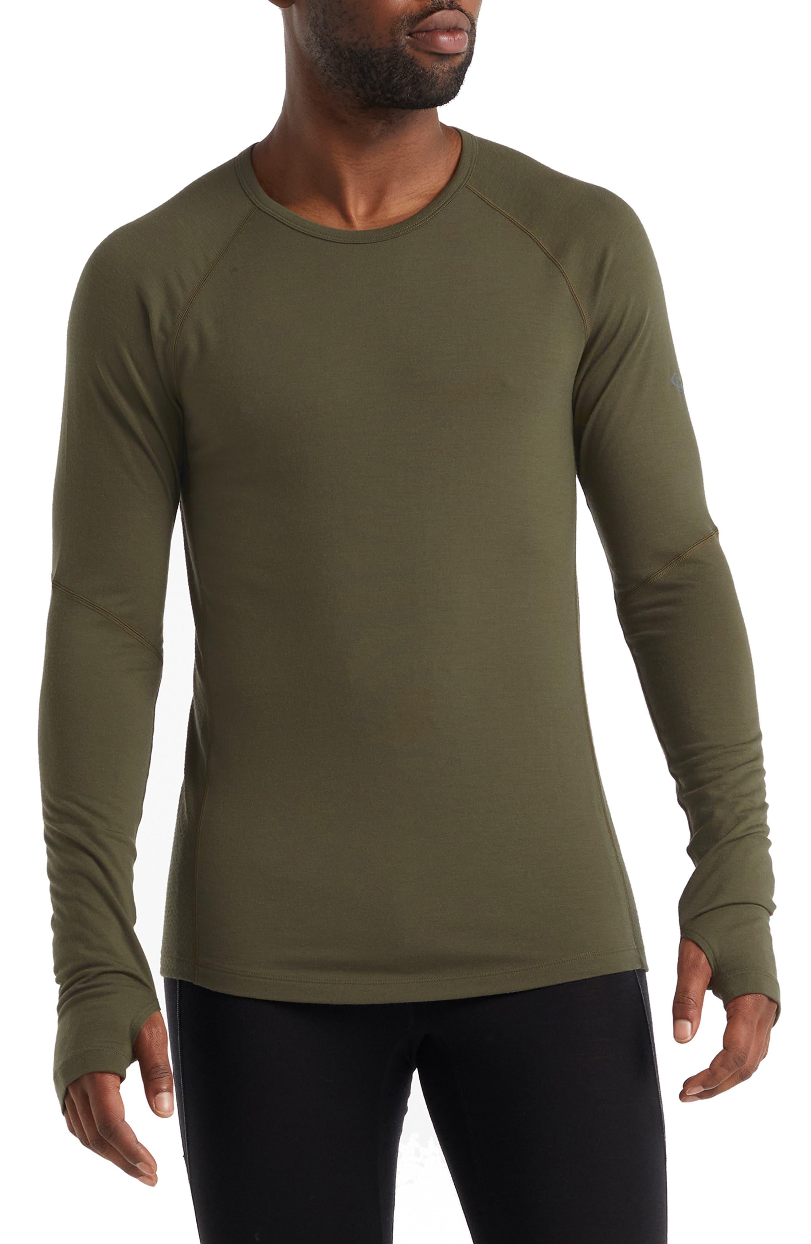 150 Zone Long Sleeve Merino Wool Blend T-Shirt