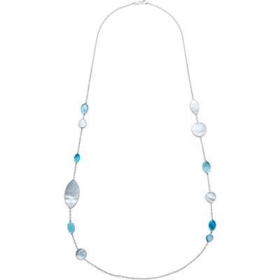 Ippolita Wonderland Long Marquise Stone Necklace