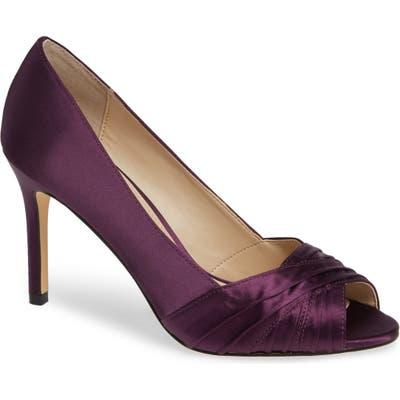Nina Rhiyana Pump, Purple