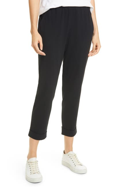 Image of Eileen Fisher Crop Slouchy Pants