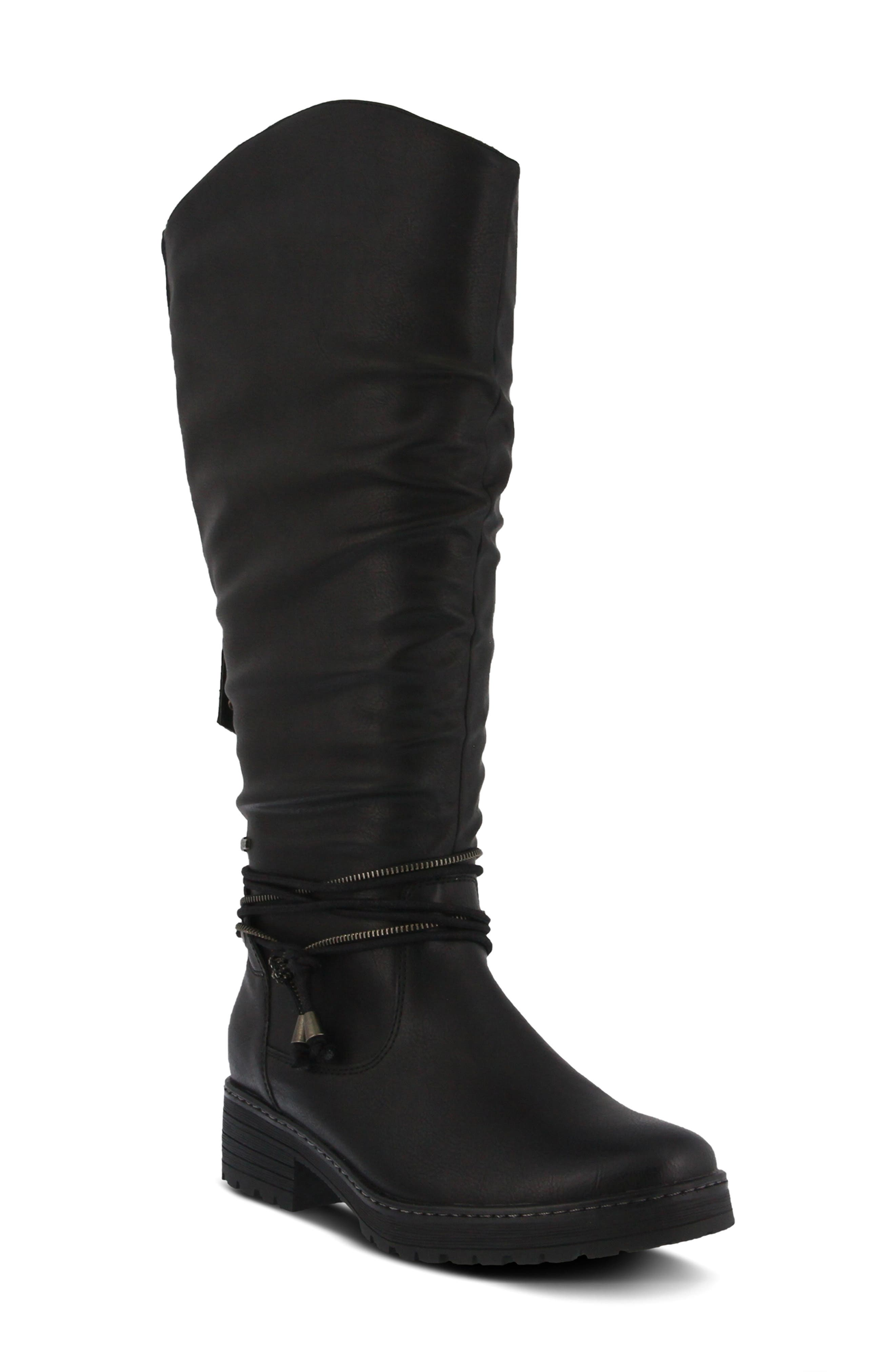 Spring Step Vanquish Knee High Boot