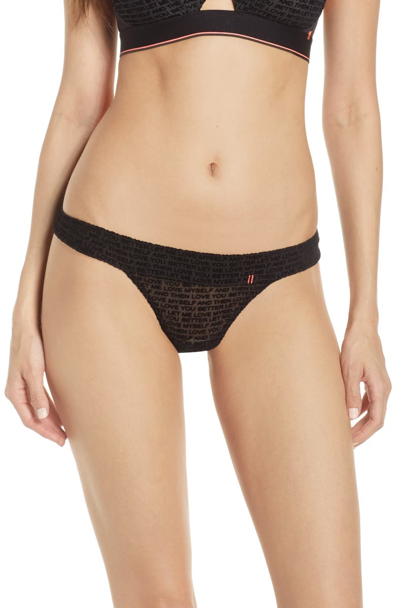 STANCE Mesh Thong, Main, color, 005