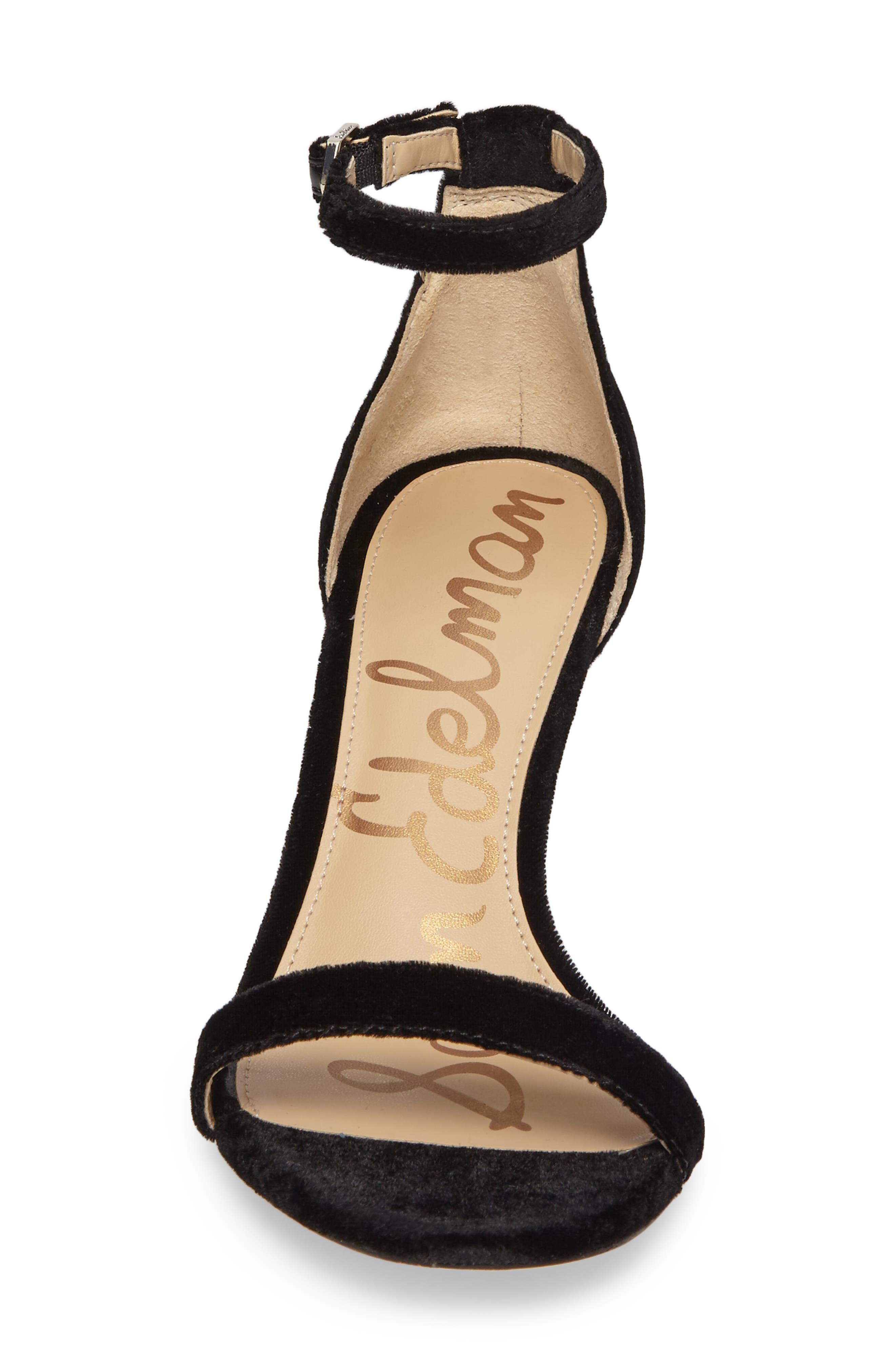 ,                             'Patti' Ankle Strap Sandal,                             Alternate thumbnail 10, color,                             006