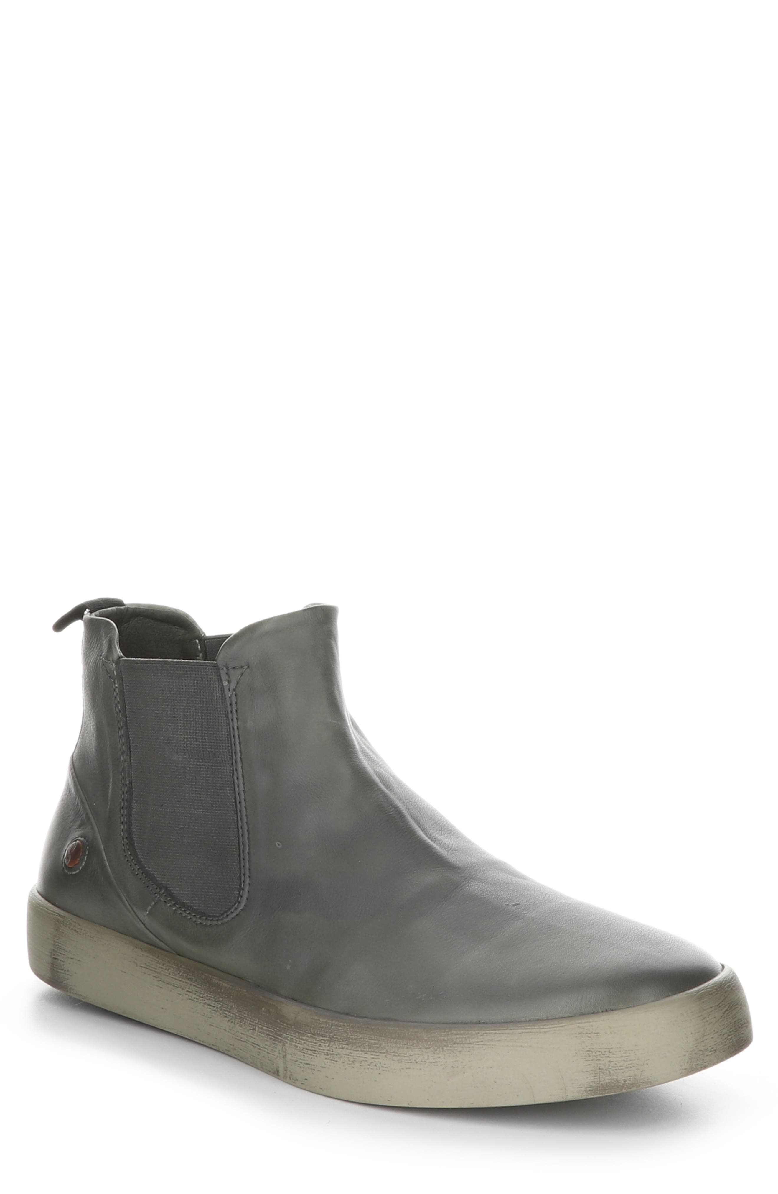 With molded footbed, arch support and a flexible platform, this lightweight Chelsea boot with breathable leather is an easy breezy choice for style and comfort. Style Name: Fly London Ryke Chelsea Boot (Men). Style Number: 6146638. Available in stores.