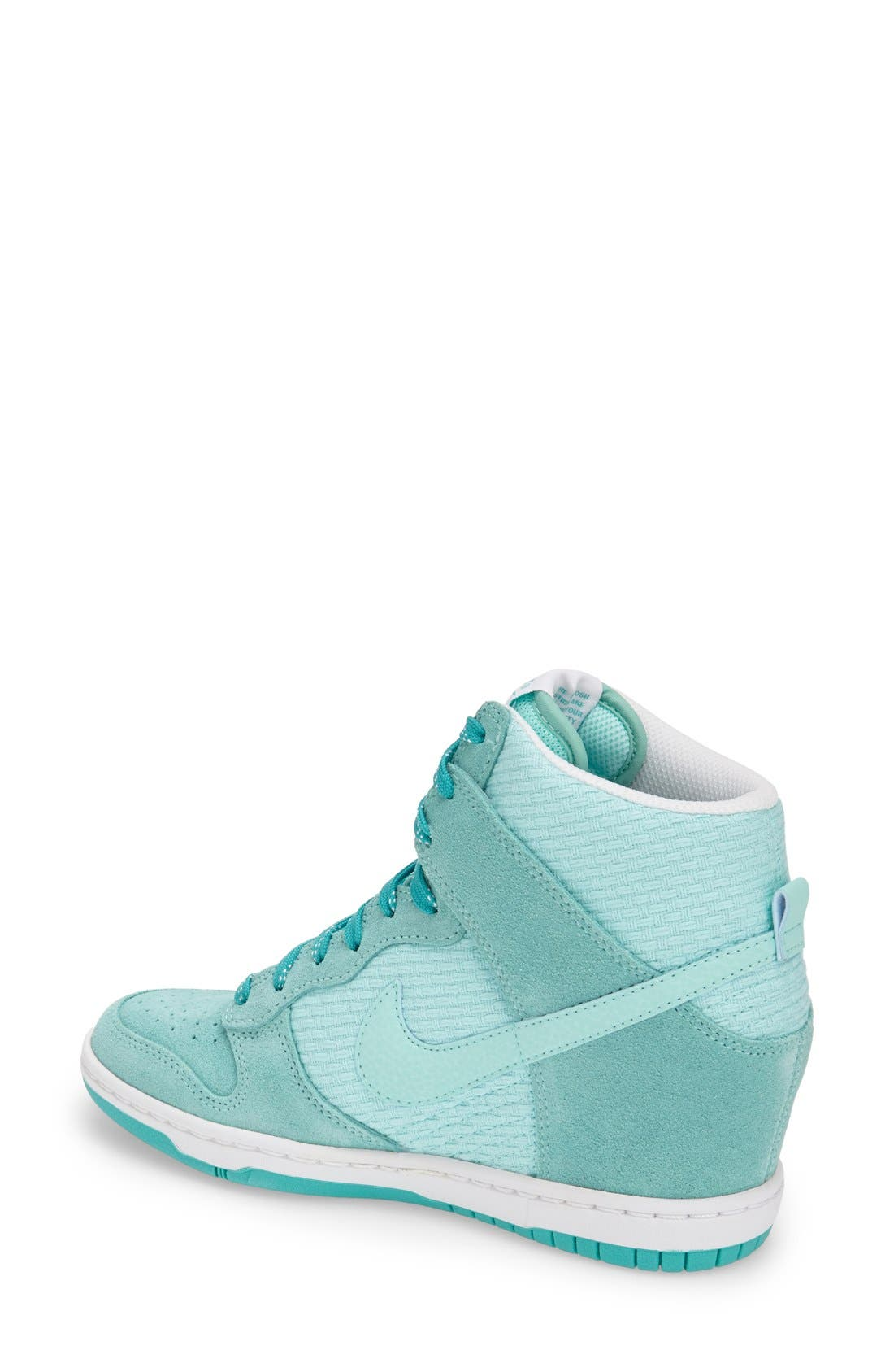 ,                             'Dunk Sky Hi - Essential' Wedge Sneaker,                             Alternate thumbnail 55, color,                             303