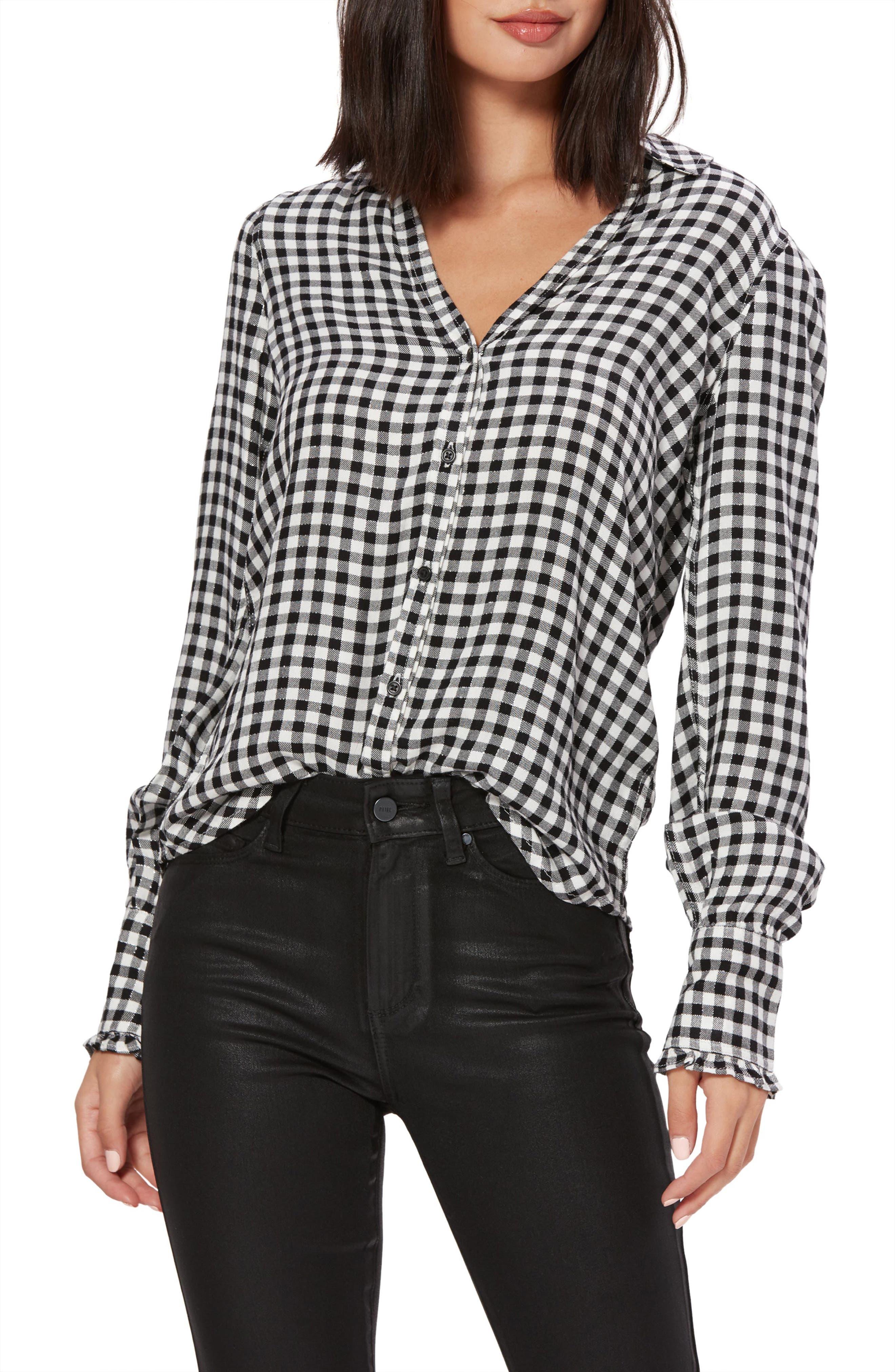 PAIGE Womens Enid Shirt