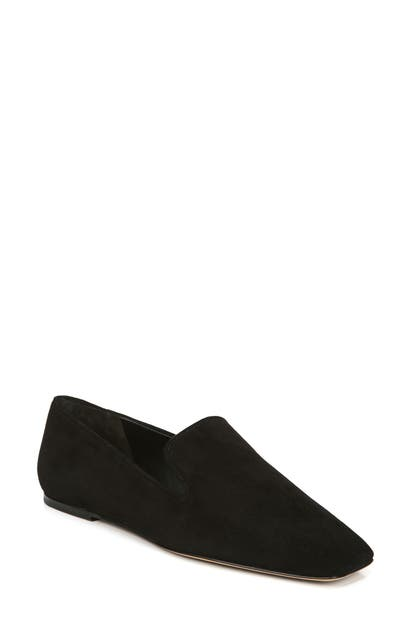 Vince CLARK SQUARE TOE LOAFER