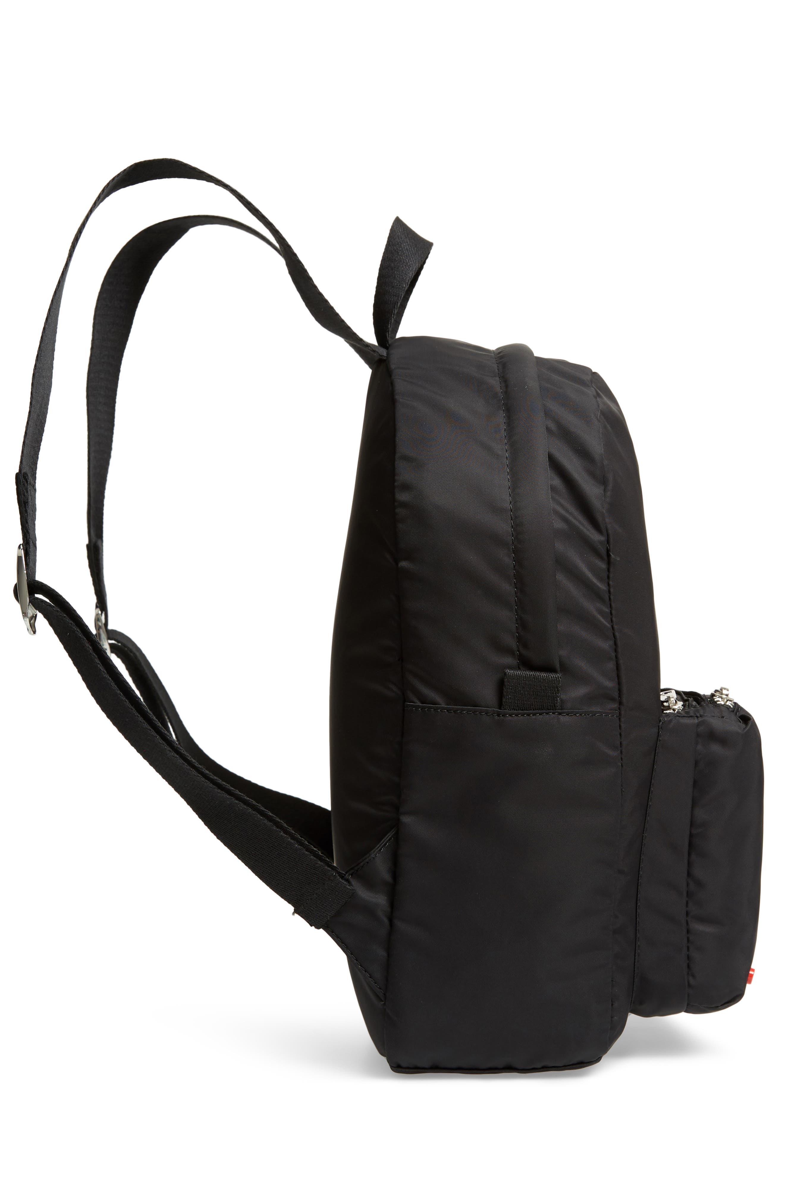 ,                             The Heights Mini Lorimer Nylon Backpack,                             Alternate thumbnail 6, color,                             001