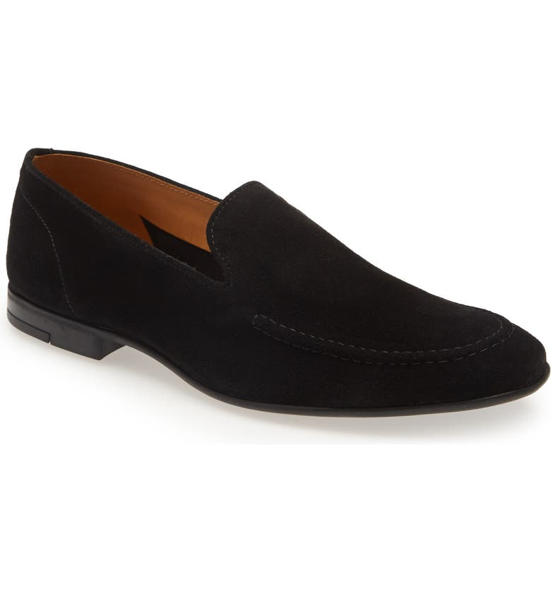 KURT GEIGER LONDON Palermo Loafer, Main, color, BLACK