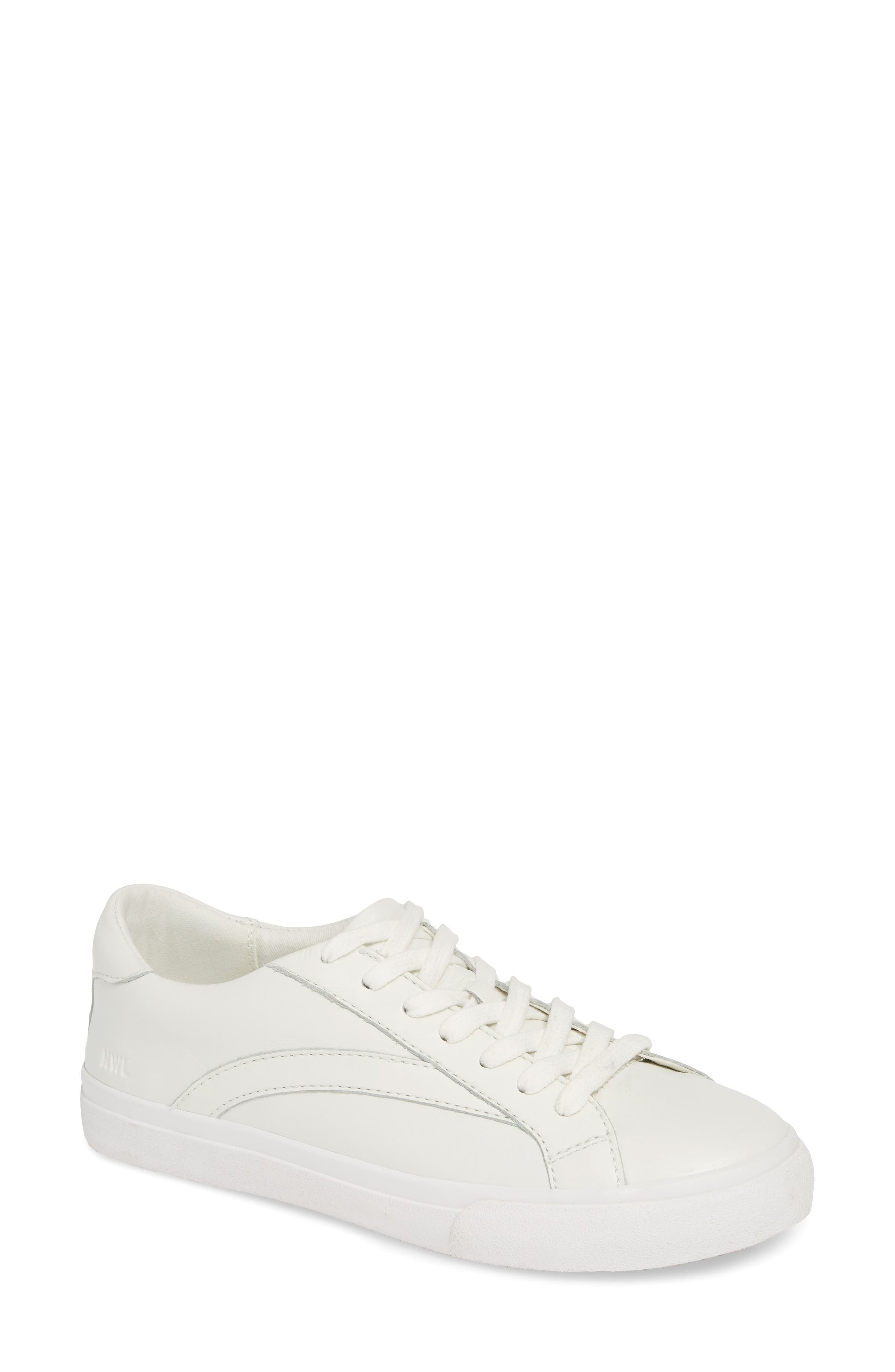 Image of Madewell Sidewalk Low Top Sneaker