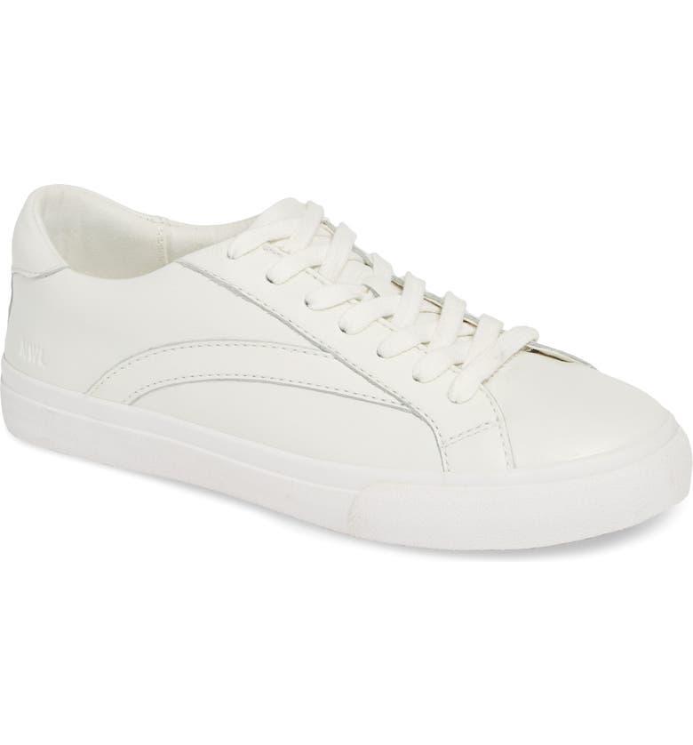 MADEWELL Sidewalk Low Top Sneaker, Main, color, 100