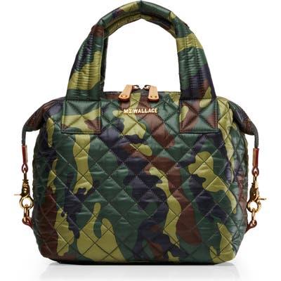 Mz Wallace Small Sutton Bag - Green