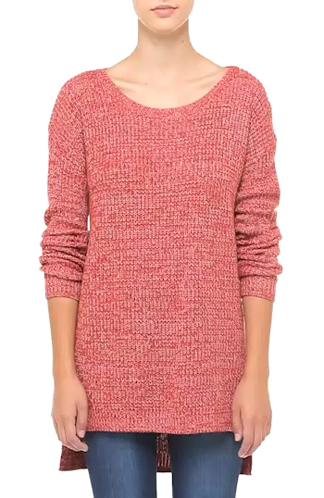 ,                             Textured Knit Pullover,                             Alternate thumbnail 27, color,                             610