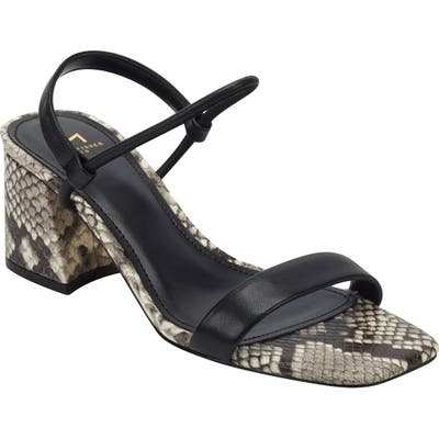Marc Fisher Ltd Nabela Sandal, Black