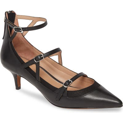 Linea Paolo Cathy Pump- Black