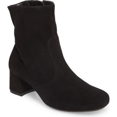 Ara Carter Sock Bootie, Black