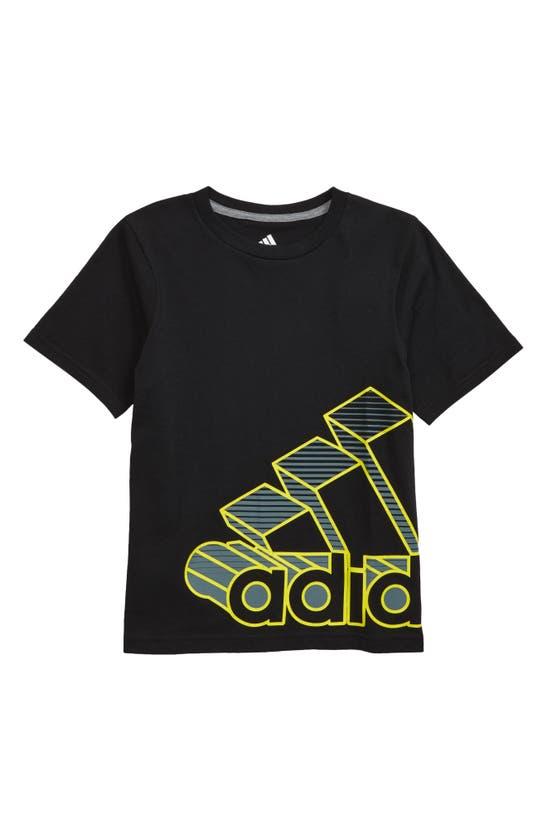 Adidas Originals KIDS' WRAP GRAPHIC TEE