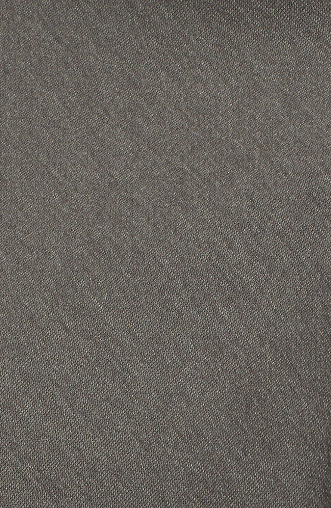 ,                             One-Button Fleece Wrap Cardigan,                             Alternate thumbnail 91, color,                             333