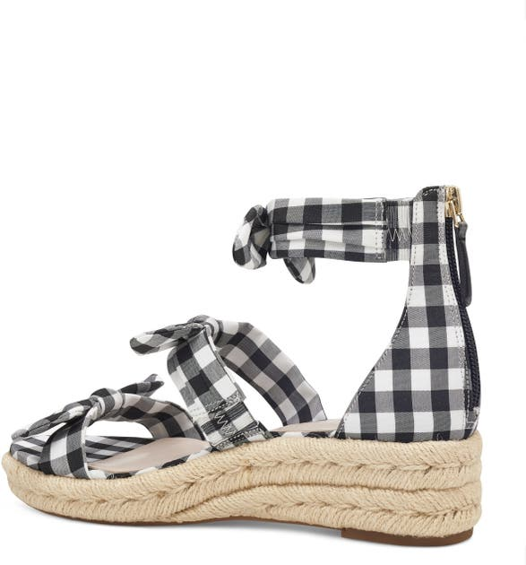 73a5e54e62 Nine West Allegro Knotted Espadrille Sandal (Women) | Nordstrom