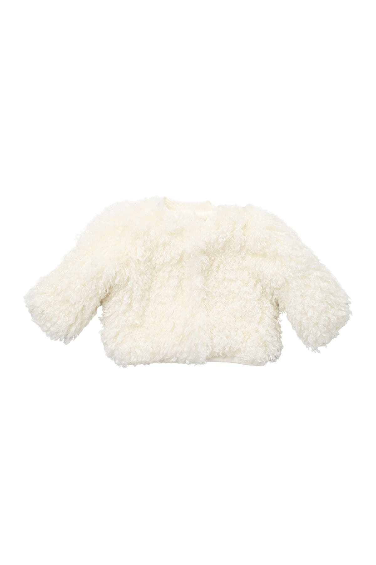 Image of Miniclasix Faux Fur Jacket
