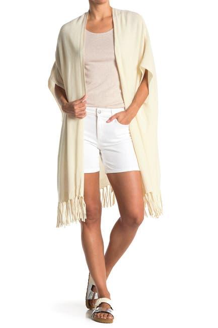 Image of Tommy Bahama Serena Fringe Wool & Cashmere Cardigan