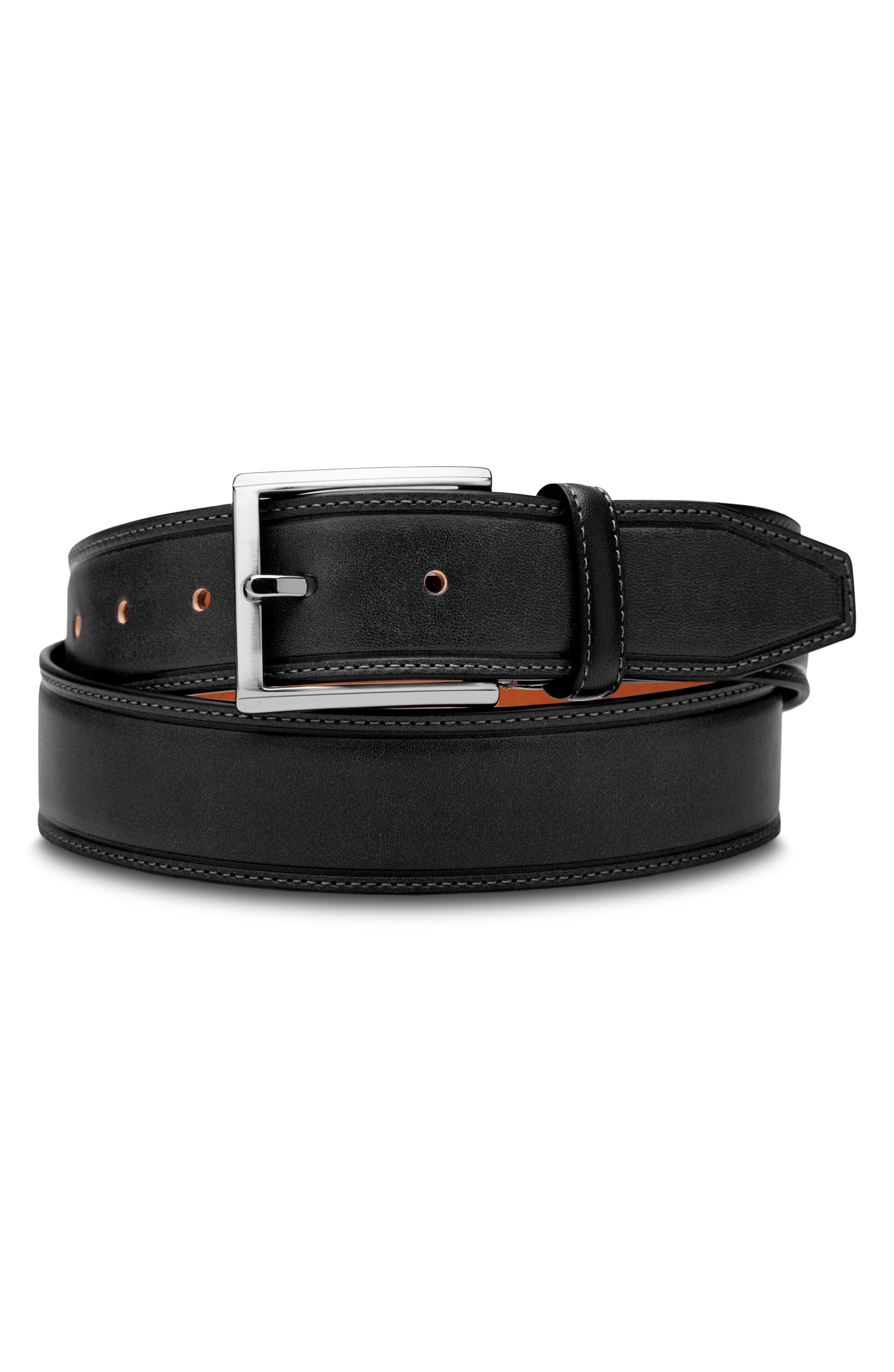 Salerno Leather Belt
