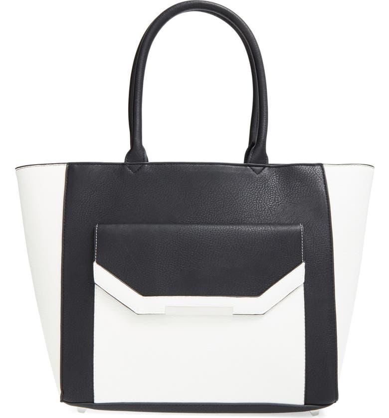 PHASE 3 Colorblock Tote, Main, color, 001