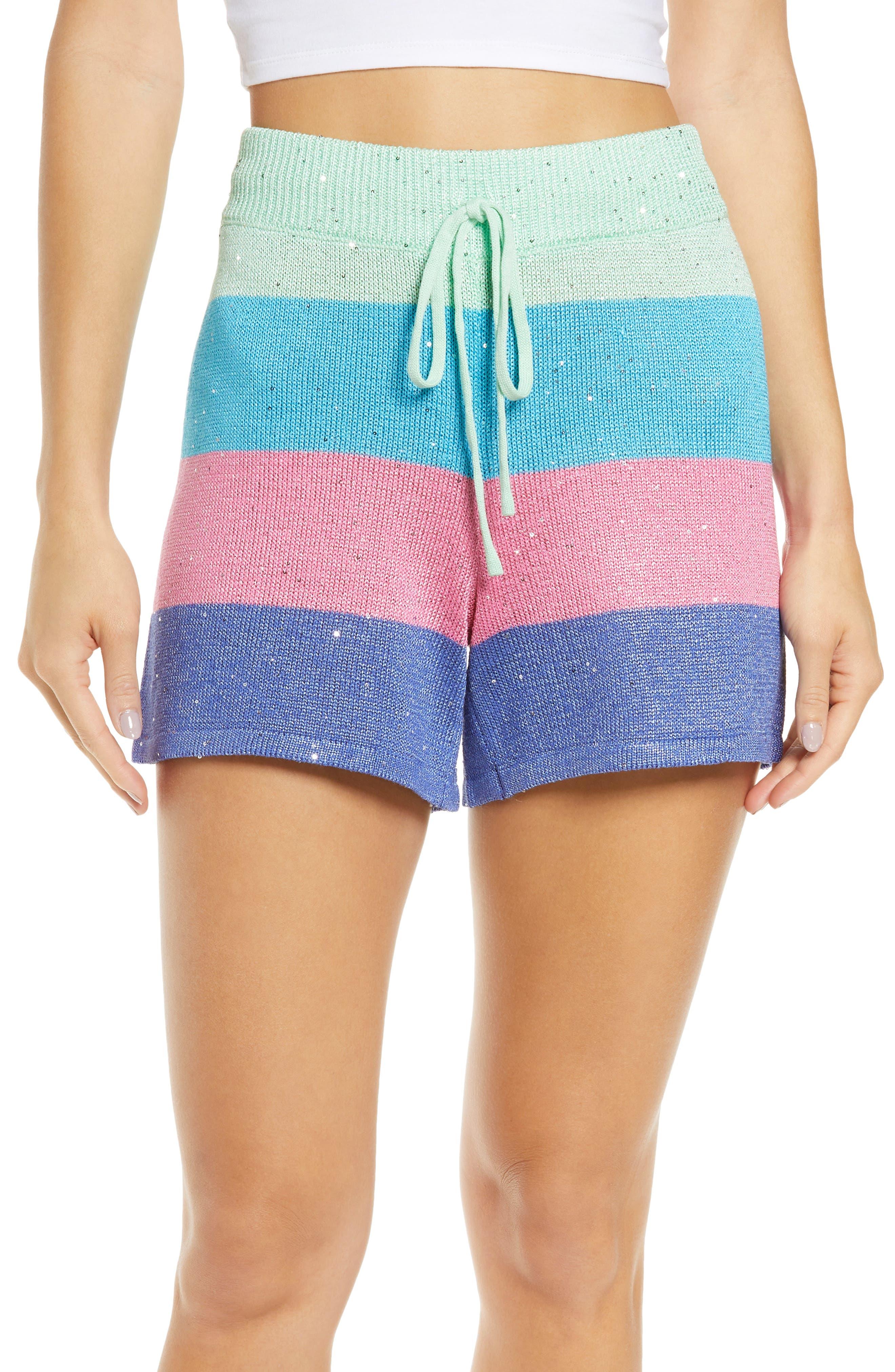 Sandy Tie Waist Shorts