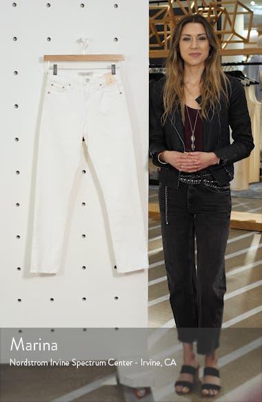 Irina High Waist Slim Jeans, sales video thumbnail