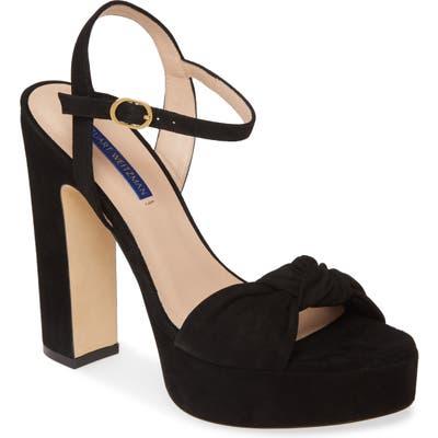 Stuart Weitzman Mirri Platform Sandal