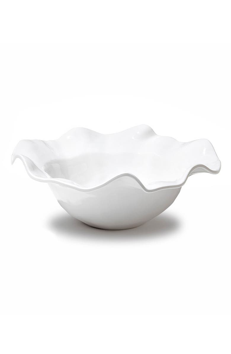 BEATRIZ BALL COLLECTION Vida Havana Bowl, Main, color, WHITE
