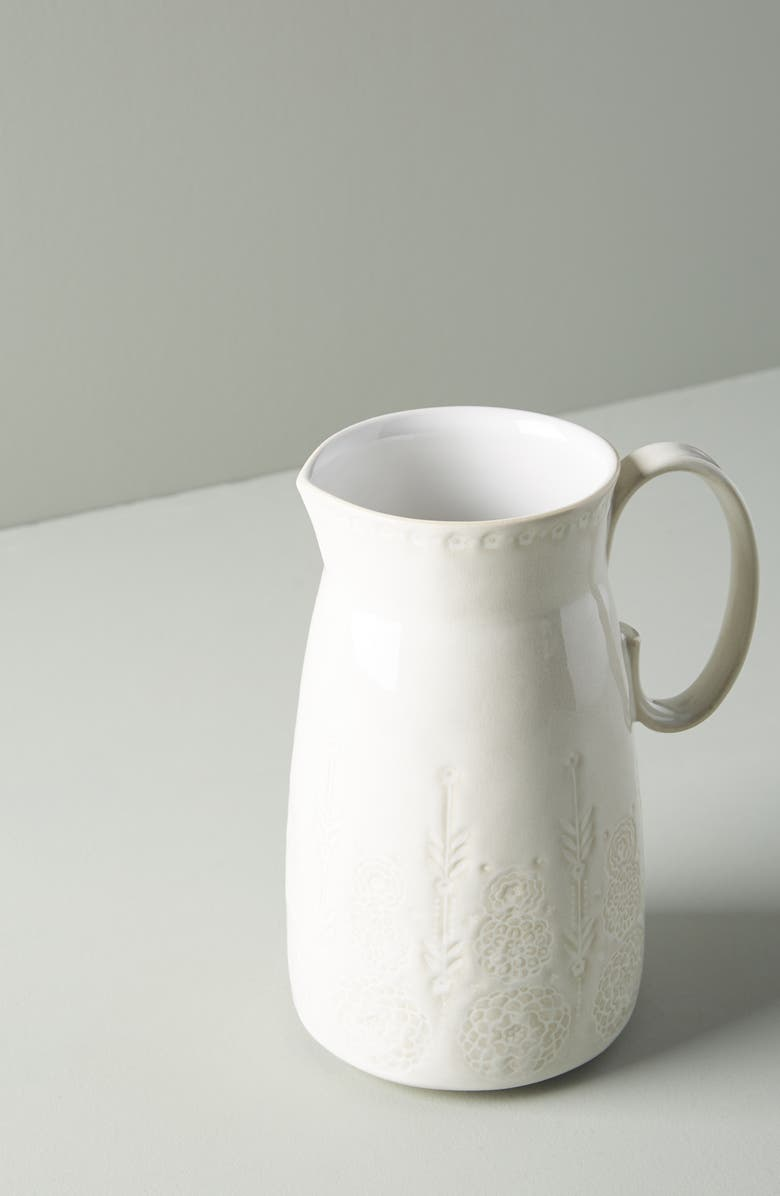 ANTHROPOLOGIE Veru Pitcher, Main, color, 100
