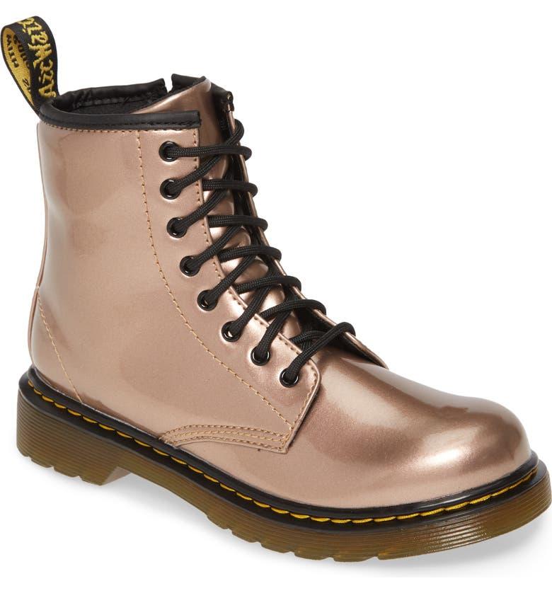 DR. MARTENS 1460 Junior Boot, Main, color, 710