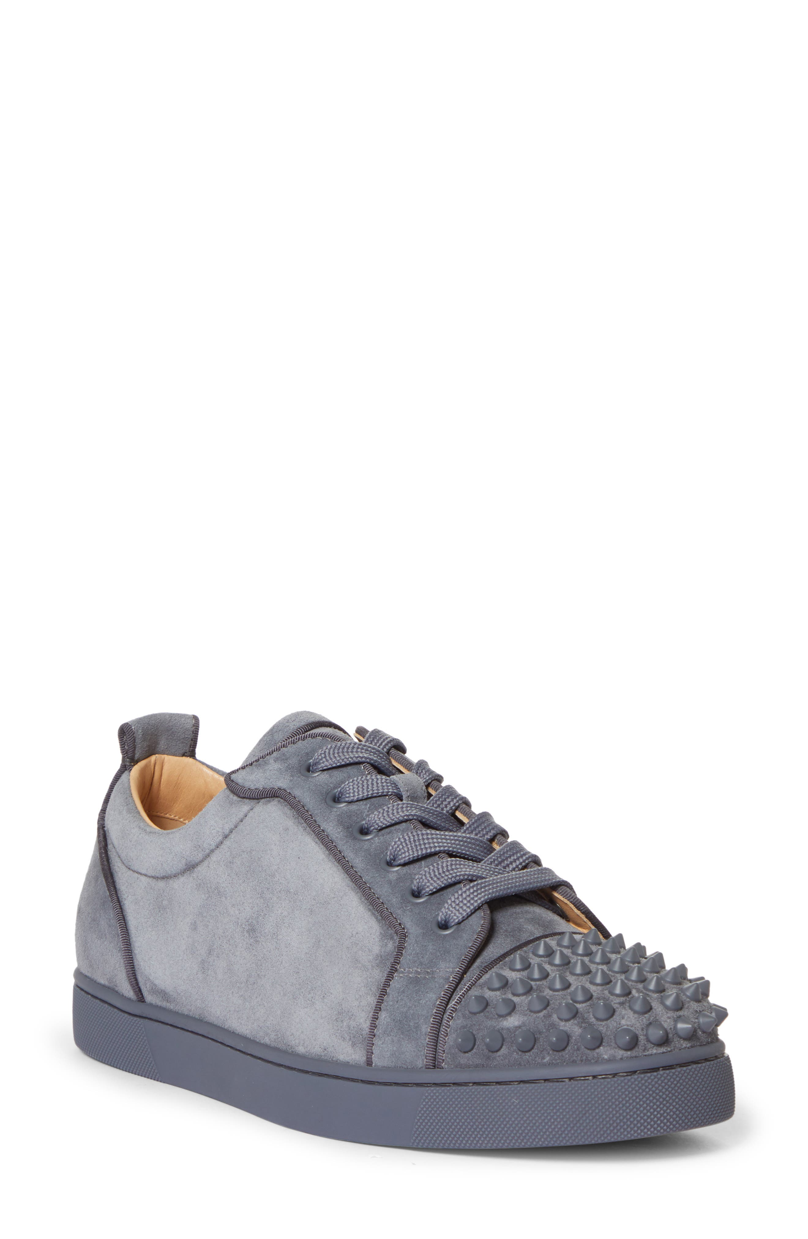 Men's Christian Louboutin Louis Junior Spikes Sneaker