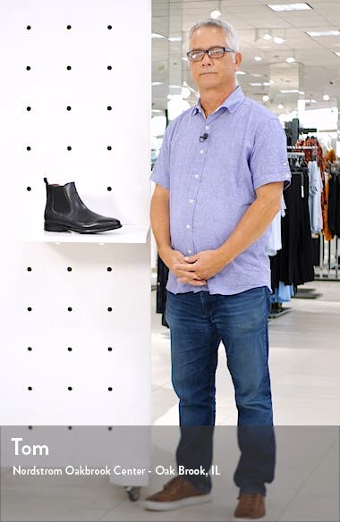 Branning Waterproof Chelsea Boot, sales video thumbnail