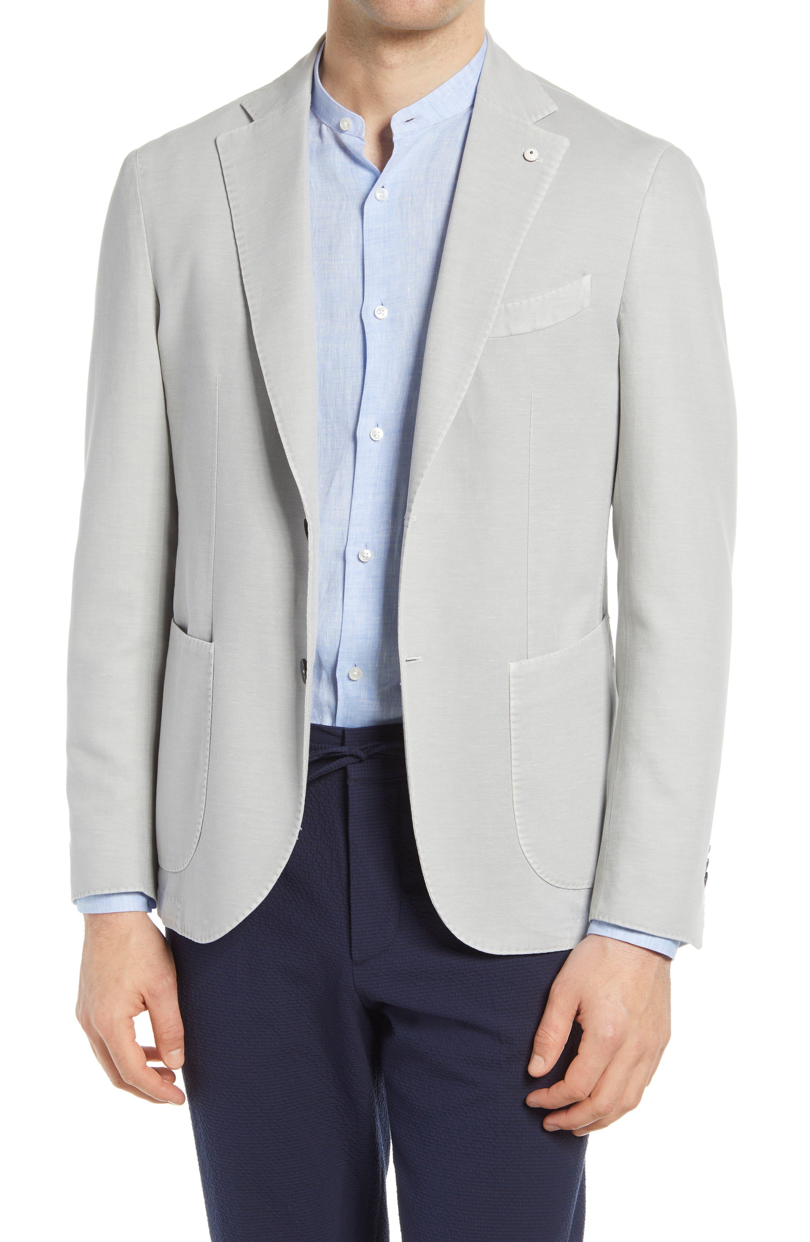 1911 Modern Fit Cotton Blend Sport Coat