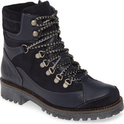 Bos. & Co. Cooper Waterproof Hiking Boot - Blue