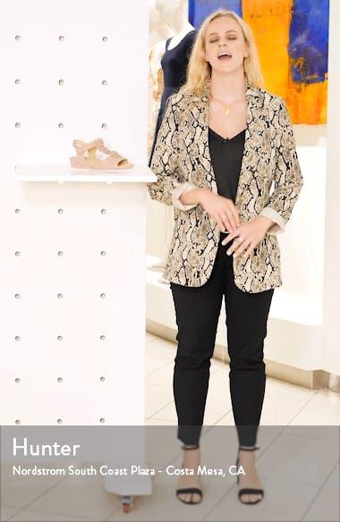 Chrissy Sandal, sales video thumbnail