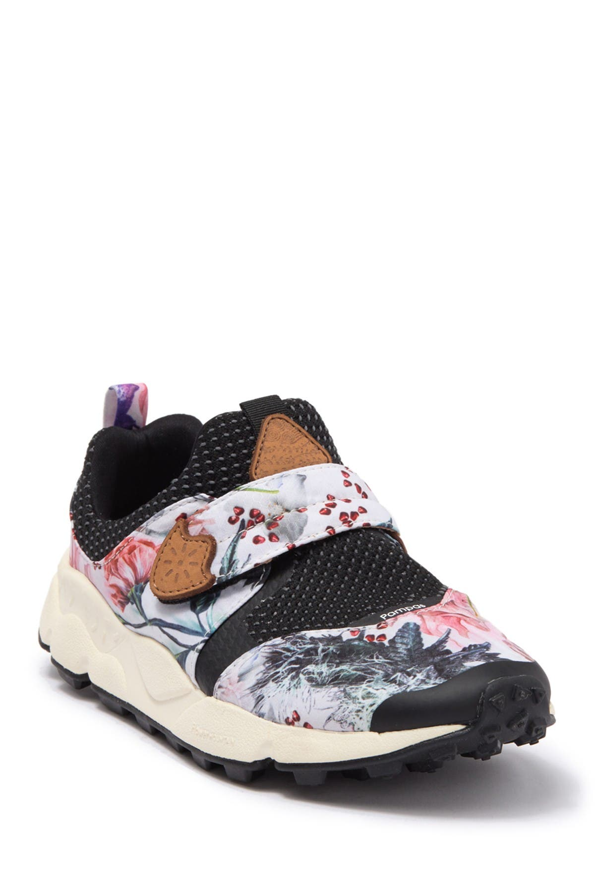 Image of Flower Mountain Pampas Printed Sneaker