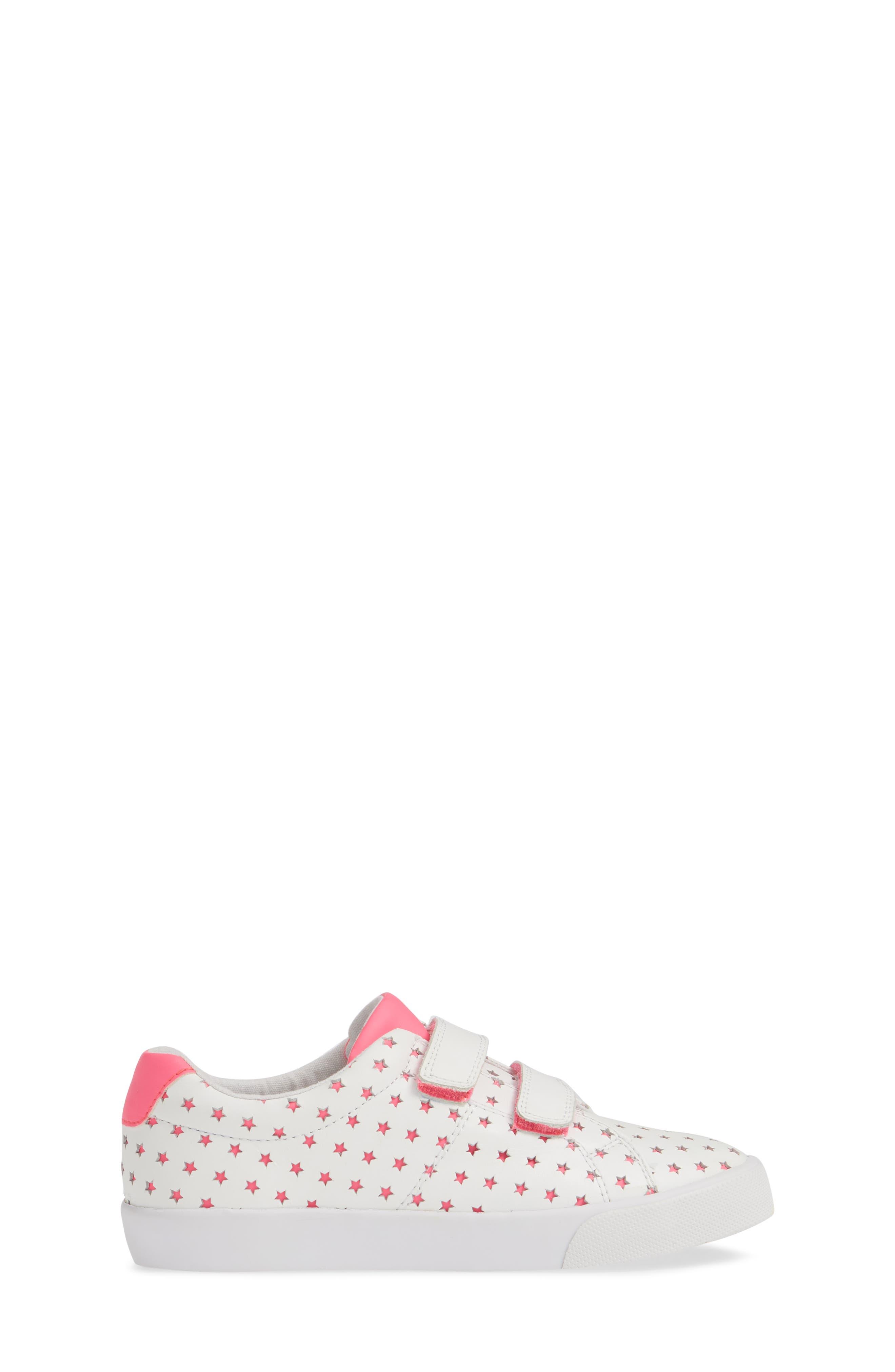 ,                             Fun Low Top Sneaker,                             Alternate thumbnail 3, color,                             100