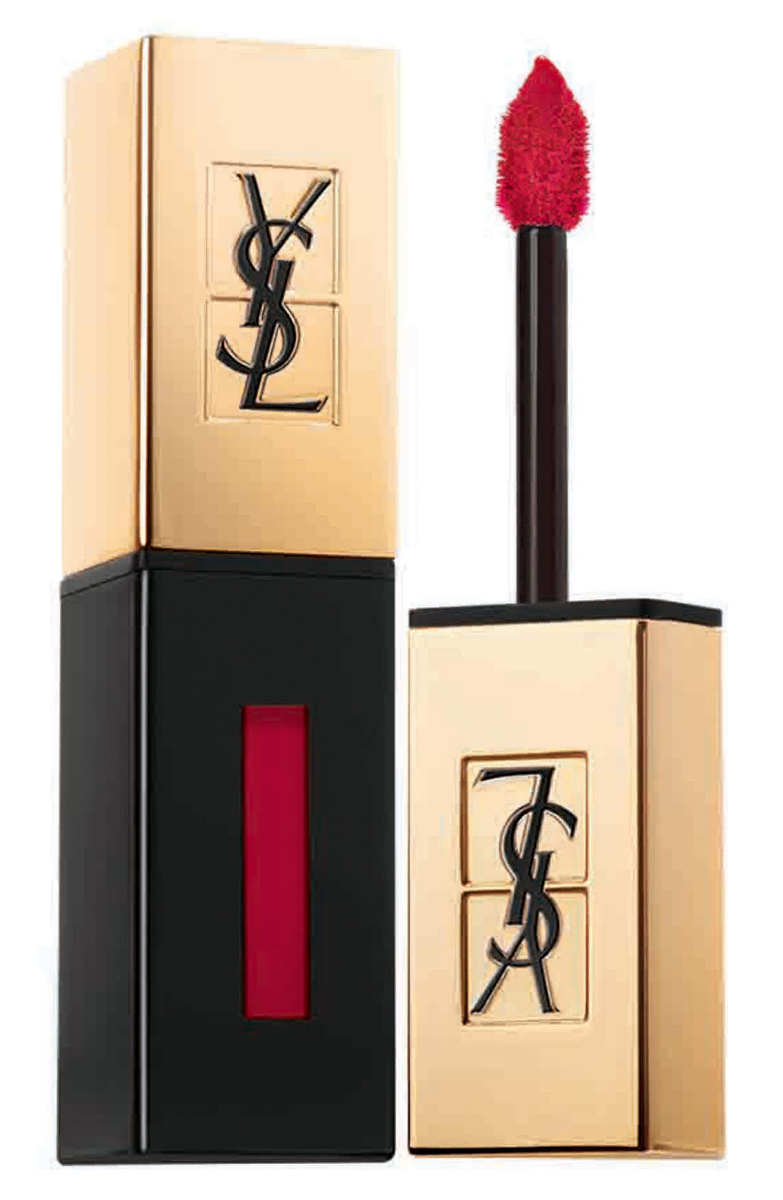 Yves Saint Laurent Glossy Stain Lip Color - 11 Rouge Gouache